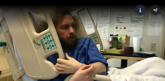 Euthanasie handicapé Roger Foley propose mort médicalement assistée