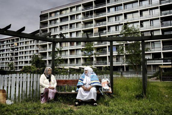 Gouvernement danois punir doublement délits zones défavorisées
