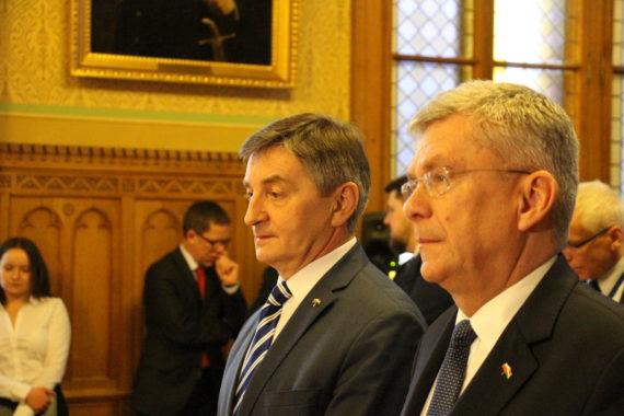 Groupe Visegrad V4 défense parlements valeurs chrétiennes immigration Budapest