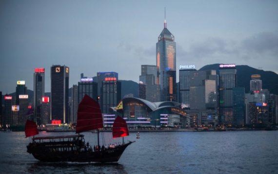 Hong Kong hausse taux Fed bombe financière immobilière