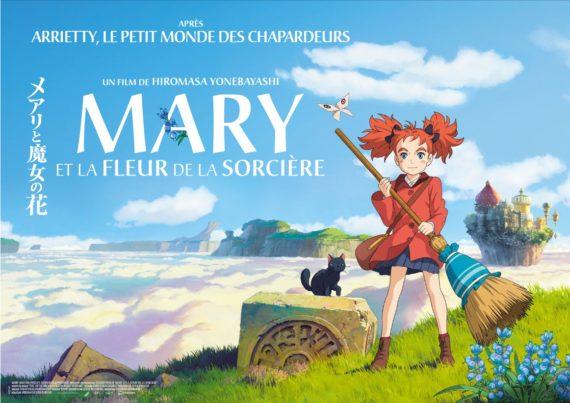 Mary Fleur Sorcière Conte Enfants Animation Film