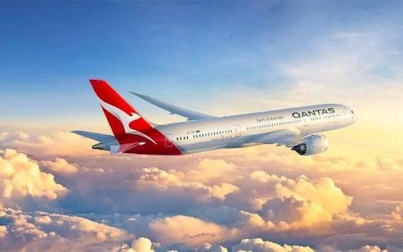 Qantas maris femmes papas mamans
