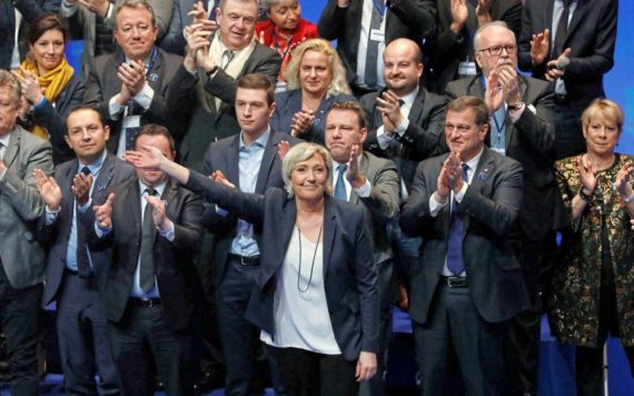 Refondation Rassemblement National Bannon Marine Le Pen Epuration JMLP