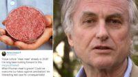 Richard Dawkins propose d'en finir avec le tabou du cannibalisme