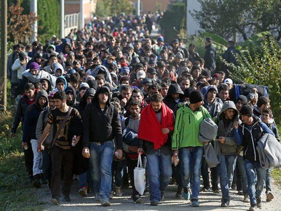 Sondage immigration clandestine Européens contrôle frontières UE