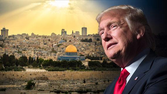 Trump Paix Jérusalem Corée Fou Sage