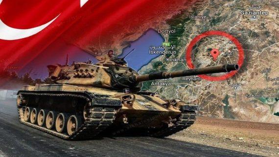 Turquie nouveau système missiles protection chars utiliser Afrin