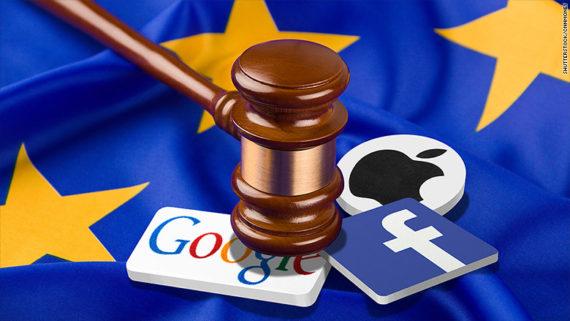 UE une heure géants Internet supprimer contenu terroriste illégal