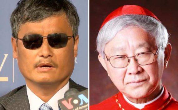 Vatican Chine négociations dissident Chen Guangcheng Eglise