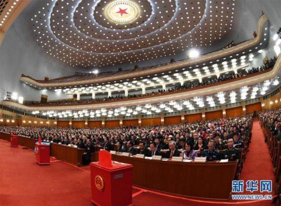 Xi Jinping présider Chine vie constitution
