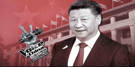 Xi Jinping réseau Voix Chine propagande échelle mondiale