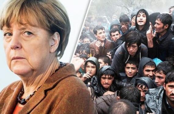 Zones non droit Merkel Allemagne