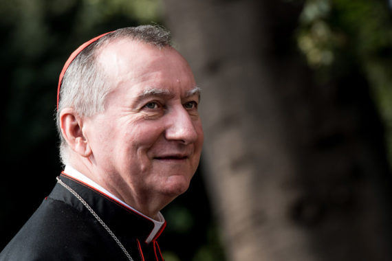 catholiques refus accueil migrants cardinal Parolin Pietro