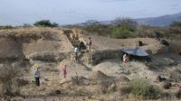 Image du site préhistorique d'Olorgesailie, Kenya