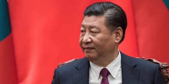 contestation pensée Xi Jinping censure préventive Internet Chine
