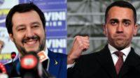 Victoires du nihiliste Di Maio (M5S) et de l'eurosceptique Salvini (Ligue): les législatives en Italie, séisme pour l'euro