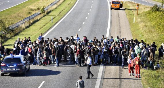 fin Califat nouvelle crise migrants Europe