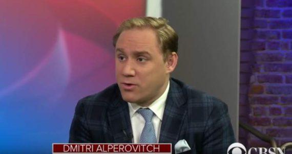 liens Donald Trump Vladimir Poutine rôle Dimitri Alperovitch