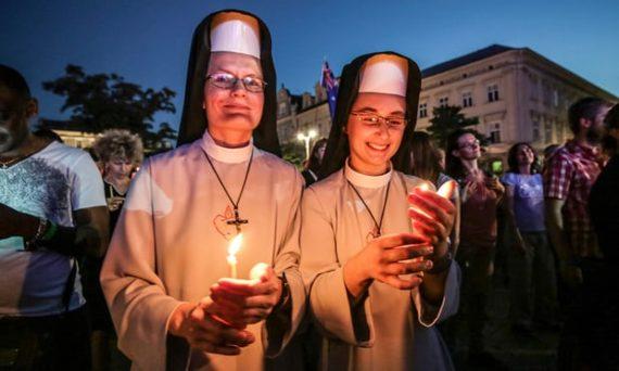 majorité jeunes adultes Européens athées rapport sociologique religion