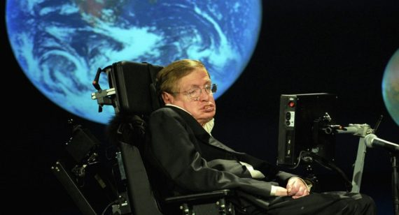 mort Stephen Hawking astrophysicien britannique athée