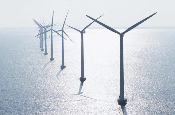 éoliennes victimes érosion Kent Royaume Uni