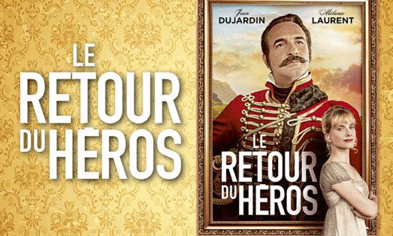 retour héros comédie film