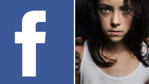 vertueuse Facebook erreurs sondage comportement pédophile