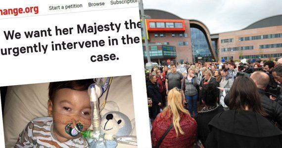 Alfie Evans médecins dénoncent tyrannie médicale