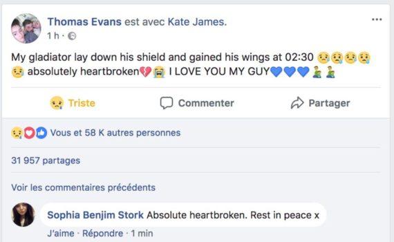 Alfie Evans mort ce matin