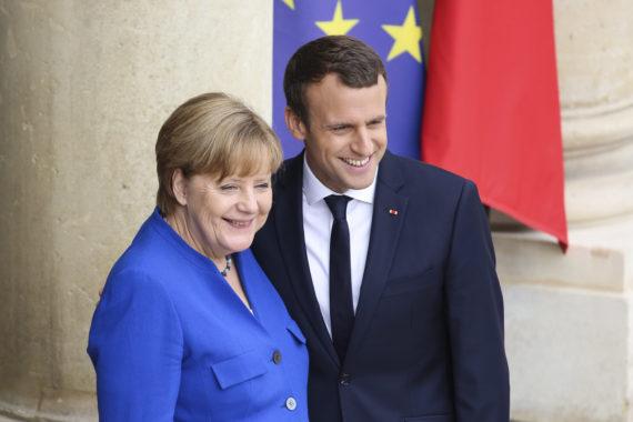 Angela Merkel soutenir fonds sauvetage zone euro