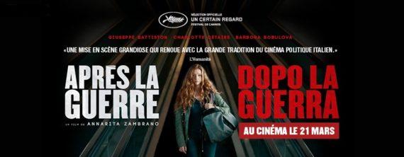 Après Guerre Dopo Guerra Drame Historique Film