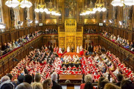 Brexit Chambre des lords union douanière