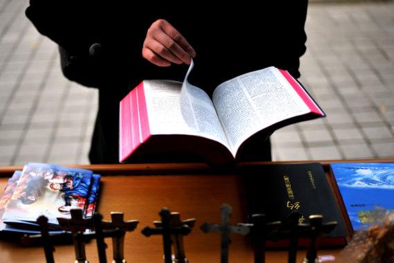 Chine interdit bibles web contrôle