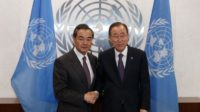 La Chine veut renforcer sa coopération avec l'ONU