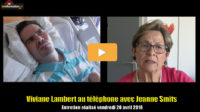 Entretien exclusif avec Viviane Lambert : dans la joie et la détermination, Viviane Lambert savoure la victoire obtenue pour Vincent