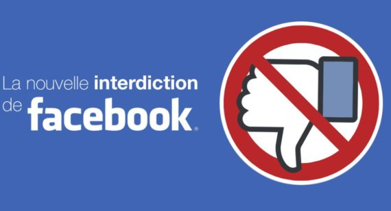 Facebook punit site information conservateur