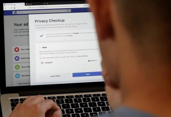 Facebook règles protection vie privée UE
