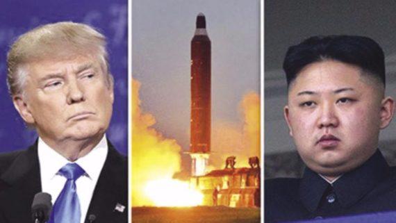 Kim Jong Un Trump Nucléaire Contes Légendes Corée
