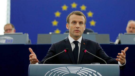 Macron Galère Strasbourg Paris Procurateur Province France Séduire Empire