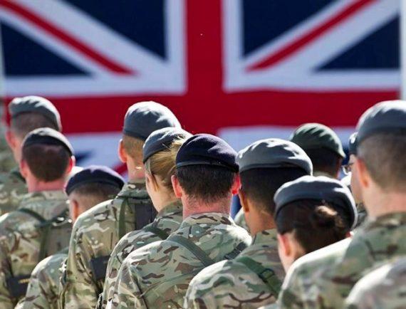 Officiers armée britannique promotion inclusivité