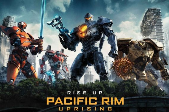 Pacific Rim Uprising Action Film
