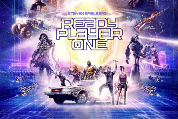 Ready Player One Science Fiction Action Film