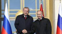Erdogan-Poutine: la Russie construira une centrale nucléaire en Turquie, qui avance le déploiement du système anti-missile S-400