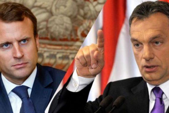 Triomphe Orban Macron Galère Démocratie