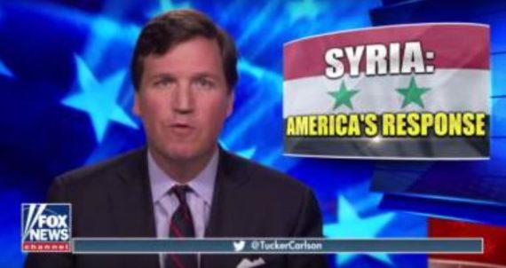 Trump attaque gaz Douma Syrie Assad