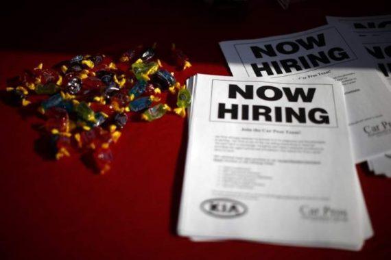 emploi affiche meilleurs chiffres Etats Unis
