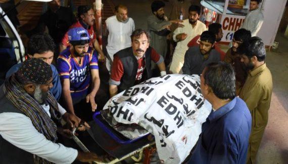famille chrétienne tuée haine foi Pakistan
