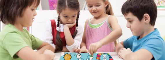 jeu ONU GoGoals Endoctrinement enfants ODD Objectifs developpement durable