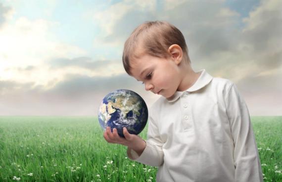 journaliste scientifique enfant changement climatique