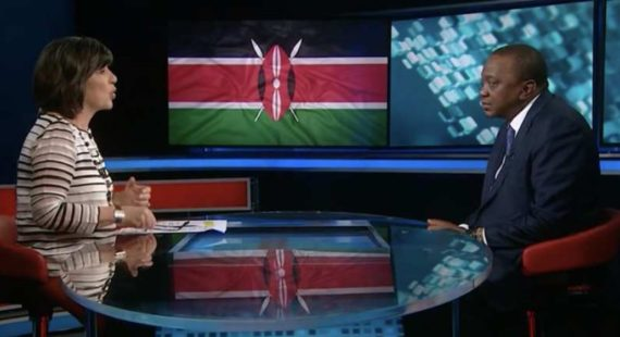 président Kenya droits LGBT CNN